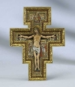 "10.75"" San Damiano Cross"