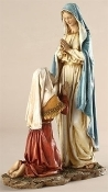 "10.5"" Our Lady of Lourdes Statue"