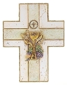 "7"" First Holy Communion Cross"