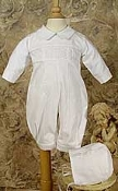 COTTON BOY'S SMOCKED