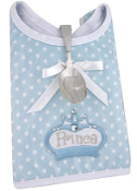 Stephan Baby Prince Bib & Spoon Set