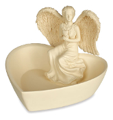 Angelstar Small Heart Dish