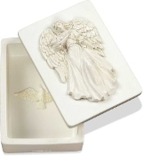 Angelstar Celestial Angel Box - Joyful Angel