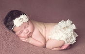 Ivory Lace Bloomer