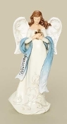 "7.5"" BLESSINGS ANGEL FIGURE"