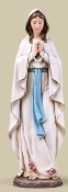 "13.5"" OUR LADY OF LOURDES"