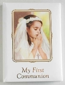 "6.5"" JS GIRL COMMUNION ALBUM"