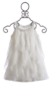 Biscotti Ivory Once Upon A Princess Dress