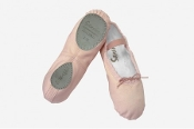 Sansha Star Canvas Split Sole Ballet Shoe