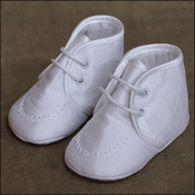 Baby Boys Silk Shoe w/Laces