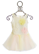 Biscotti Bella Butterfly Tulle Dress