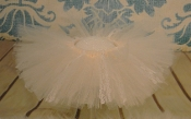 Newborn Blush Lace Tutu