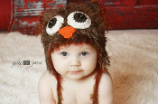 "Daisy Baby ""Fisher"" Hat"
