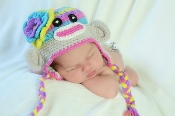 "Daisy Baby ""Jewels"" Hat"