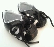"18"" Doll Soccer Shoes"