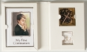 St.Joseph First Communion Boy Rosary/Book Set