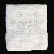 Christening Towel