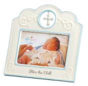 4x6 Nat and Jules Bless This Child Frame