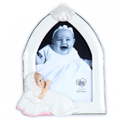 Child Of God - Girl Baptism Frame - Precious Moments