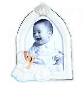 Child Of God - Boy Baptism Frame - Precious Moments