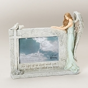 4x6 Memorial Angel Frame