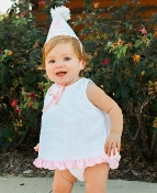 Rufflebutts Swiss Dot Birthday Hat,1st birthday outfit,first birthday outfit,outfit for 1st birthdy,outfit for first birthday,1st birthday party outfit,outfit for my daughters 1st birthday,birthday gift,first birthday gift,1st birthday gift