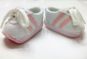 "18"" Doll Pink Runners"