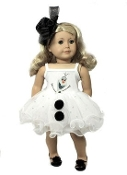 "18"" Doll ""My Favorite Snowman"" Outfit"