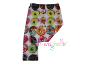 "18"" Doll ""I Donut Care"" Leggings"