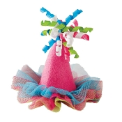 Mudpie Cupcake Birthday Hat