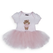Mudpie Tutu Dress w/Bear Ballerina,1st birthday outfit,first birthday outfit,outfit for 1st birthdy,outfit for first birthday,1st birthday party outfit,outfit for my daughters 1st birthday,birthday gift,first birthday gift,1st birthday gift