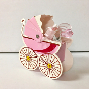 Pink Crystal Pacifer