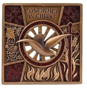 "4.75"" Confirmation Plaque"