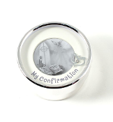 2x2 Round Silver Trinket Box Frame Confirmation