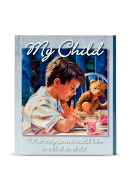 "Kathy Fincher ""My Child"" Book Boy Edition"