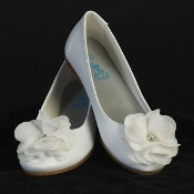 "Sweapea ""Lucy"" Shoe w/Flower"