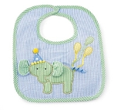 Boy First Birthday Bib,
