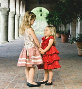 Isobella & Chloe Peppermint Lane Dress