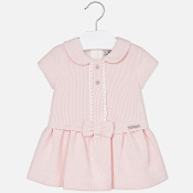 Mayoral Baby Girl Rosa Corduroy Dress