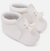 Mayoral Baby boy Faux Leather Booties