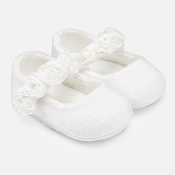 Mayoral Baby Dressy Buckle Shoes