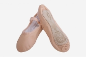 Sansha Star Leather Ballet Shoe
