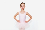 "Sansha ""Flaurine"" Lace Front Ballet Dress"