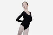 "Sansha Long Sleeve Leotard ""Carola"""