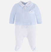 Mayoral Baby boy Long Jumper Onesie
