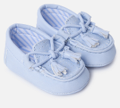 Mayoral Baby Boy Leatherette Moccasins