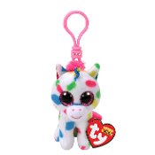 Harmonie Speckled Unicorn Clip