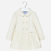 Mayoral Baby girl Mouflon Coat