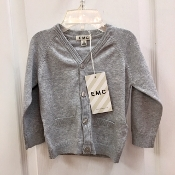 EMC Boys Grey Cardigan