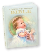A Catholic Baby's Baptismal Book of Prayer